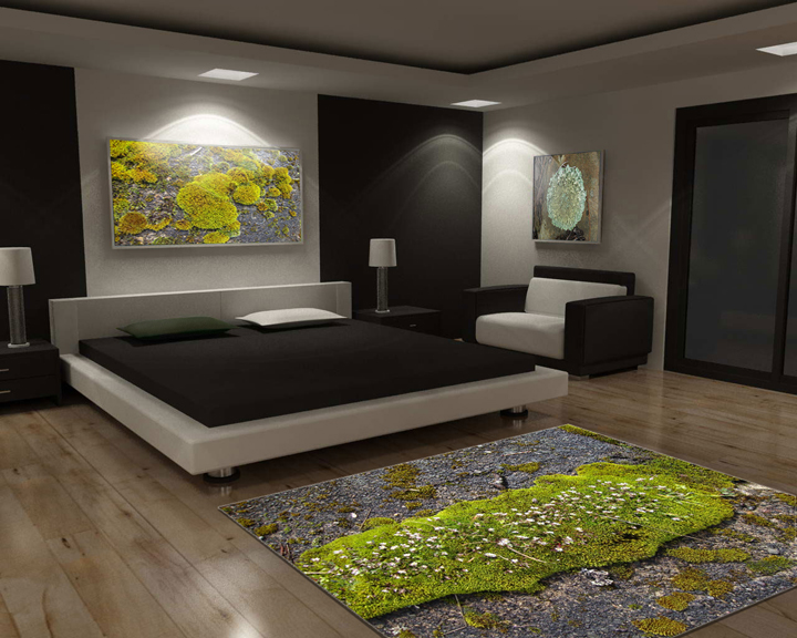 Bedroom-Moss-Floor-Print