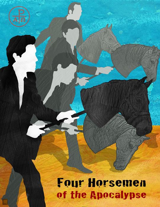 Horseman-Flat