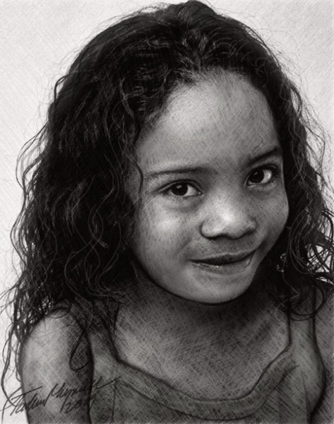 853_Black-girl-1a-Painting-lowres